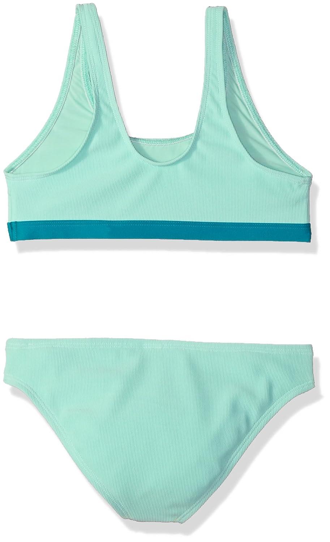 a71339ebc03e6 Amazon.com  Splendid Big Girls  Sport Bralette Bikini Top and Swimsuit  Bottom  Clothing