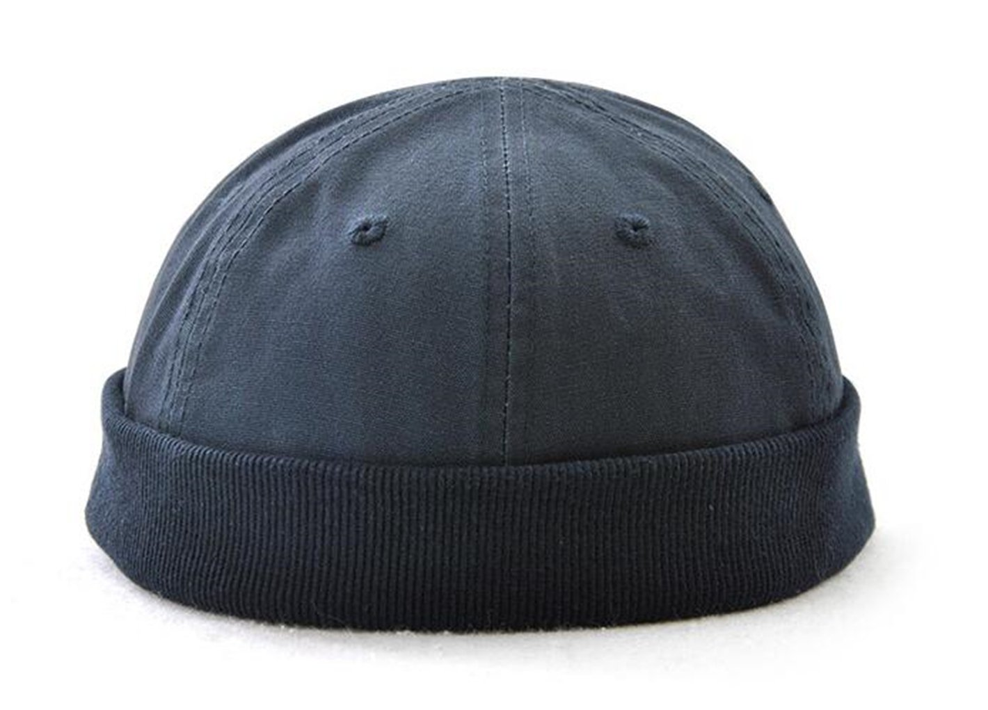 ae119b5318 Melii Cotton Kufi Hats Skull Docker Cap Solid For Men Teen Boys