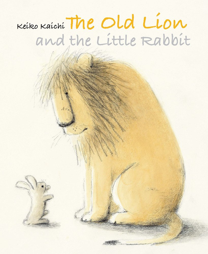 The Old Lion and the Little Rabbit