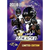 2016 LAMAR JACKSON College Rookie Card Gold Platinum Rookie Phenoms Only 2000 Made