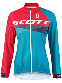 Scott - Chaqueta de Ciclismo, otoño/Invierno, Mujer, Color ...