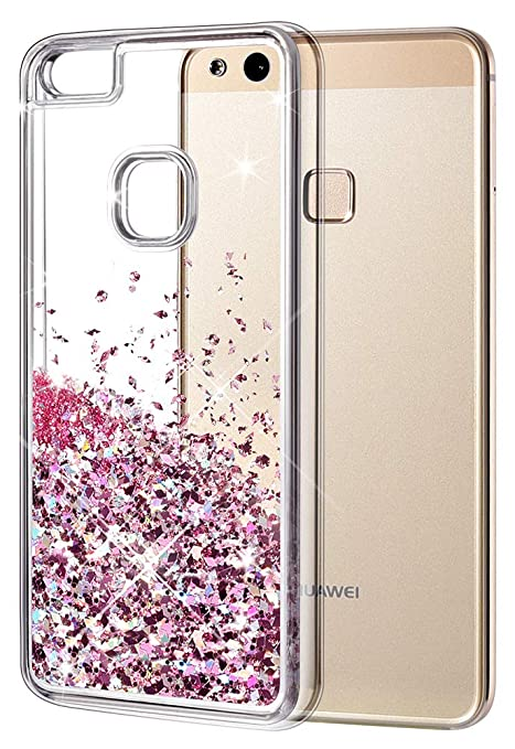 coque huawei p10 lite rose gold