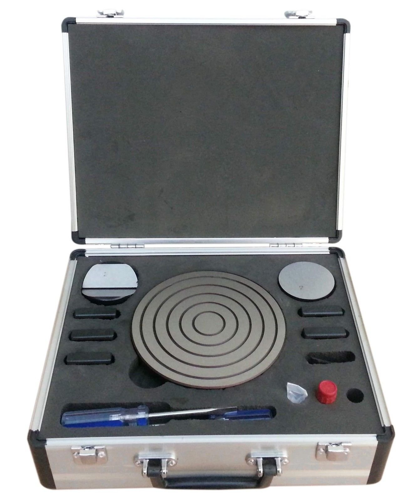 AccusizeTools - 3R Type Rockwell Type Hardness Tester HR150A with Accessories In Box, #RT90-0330 by Accusize Industrial Tools (Image #2)
