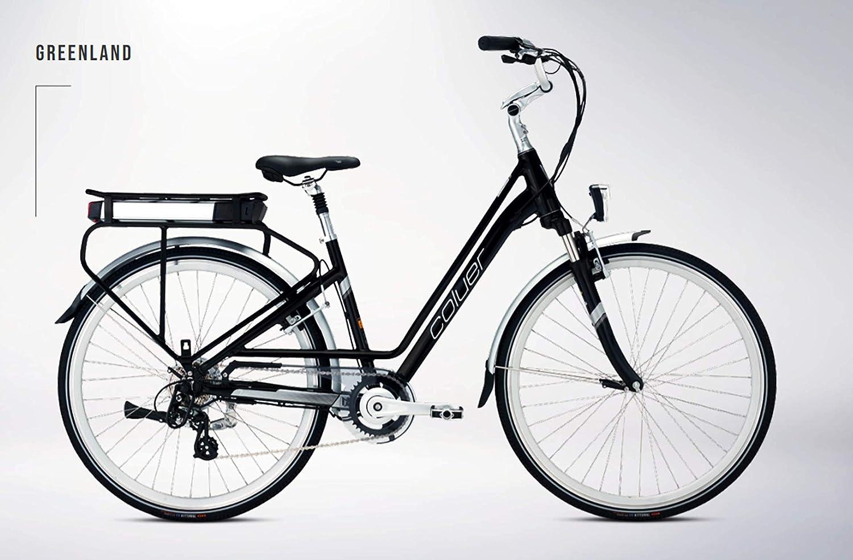 Marnaula e-Bike de Paseo Greenlander - Comoda, Elegante y ...