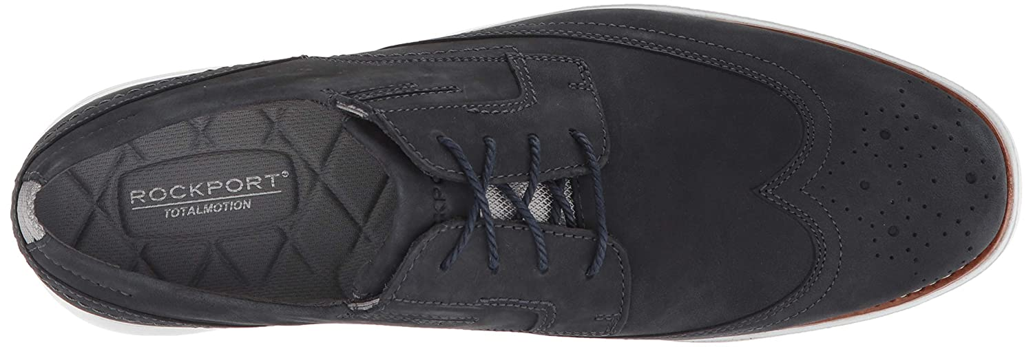95dbcc1bfd629 Amazon.com | Rockport Men's Total Motion Wingtip Oxford | Oxfords