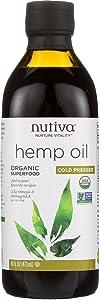 Nutiva Hemp Oil, 16 Fl Oz