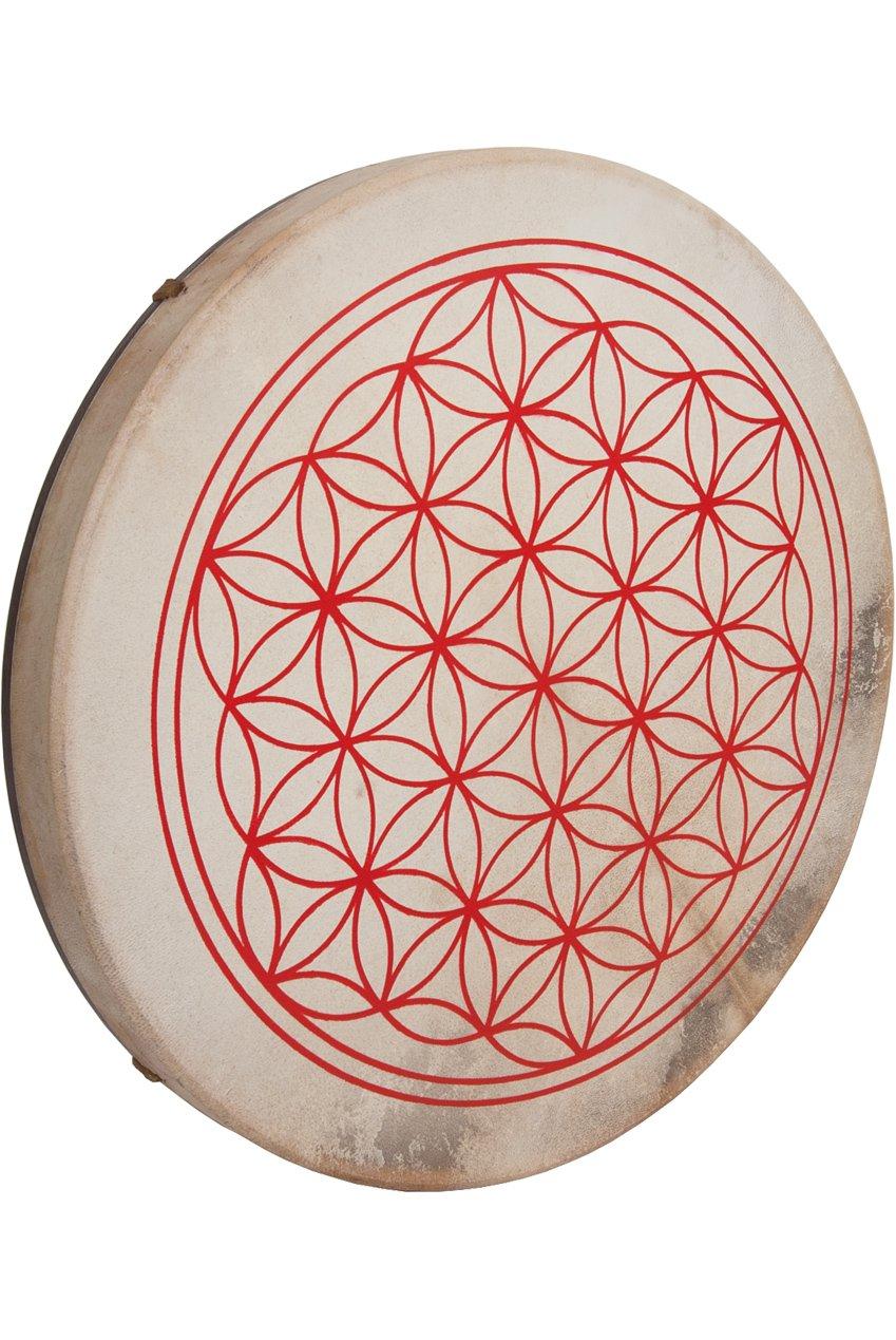 18'' Circle of Life Frame Drum w/ Beater