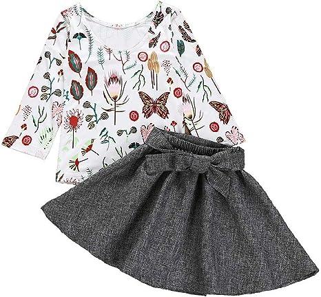 Yter Boy Conjunto de Ropa Encantadora para niñas y niños, diseño ...