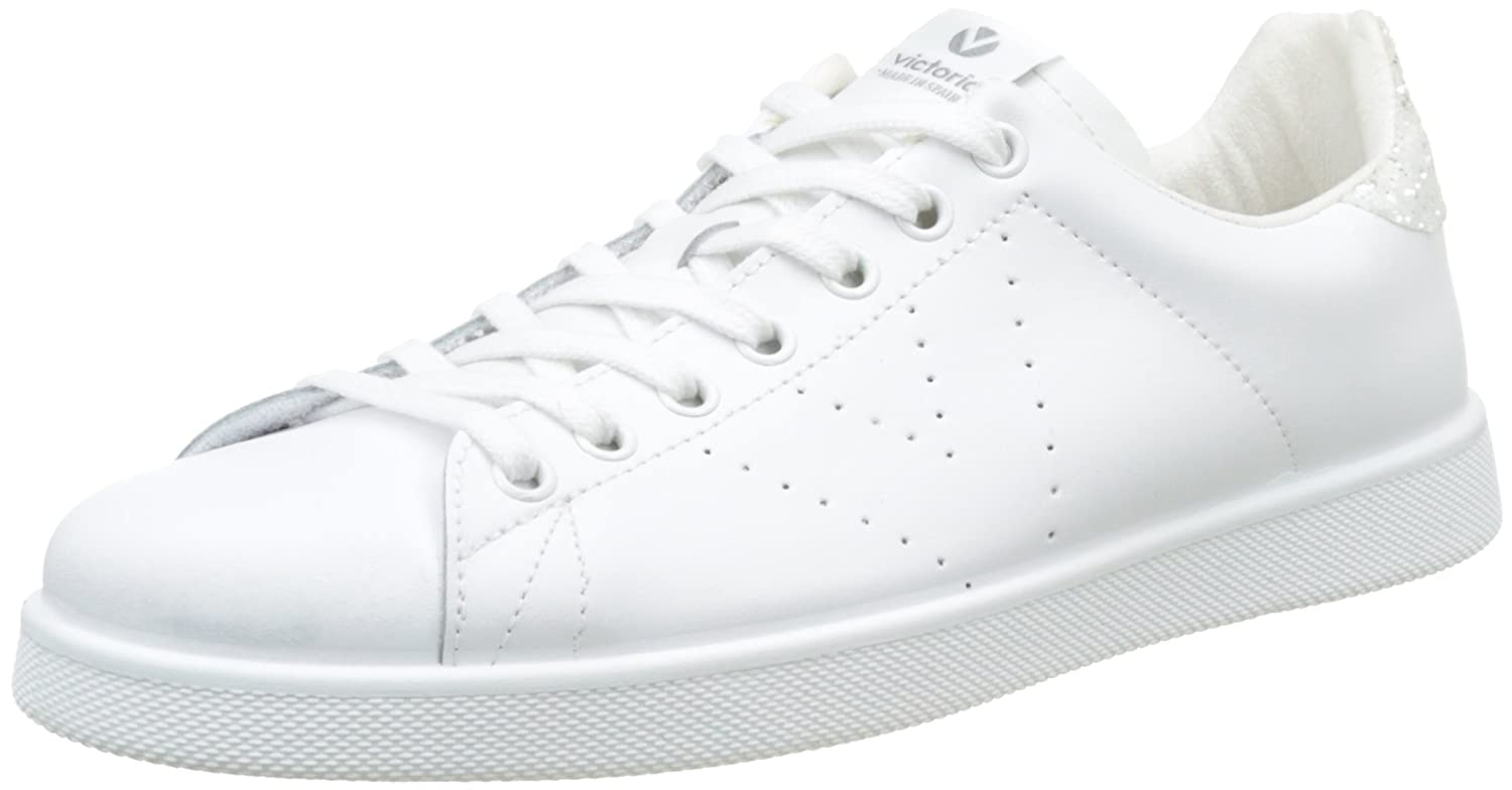 Victoria Deportivo Basket Piel, Sneakers Basses mixte adulte