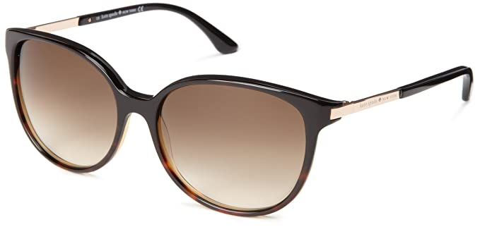 52a75a6f4e25 Kate Spade Shawnas Cat-Eye Sunglasses,Tortoise Fade,56 mm: Amazon.ca ...
