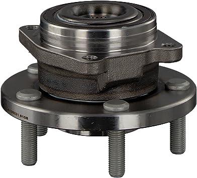 1 St/ück Blue Print ADA108315 Radlagersatz mit Radnabe und ABS-Impulsring