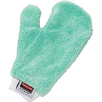 amazon com rubbermaid commercial hygen microfiber dusting mitt 11
