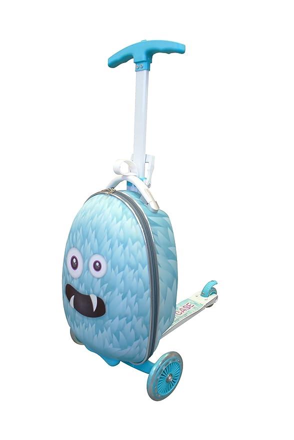 gone travelling Equipaje Infantil, Azul (Azul) - RY982