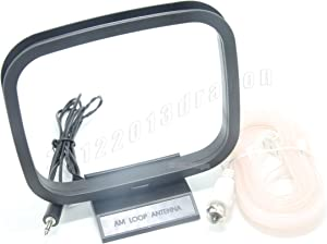 Ancable FM Antenna and AM Loop Antenna for Bose AV3-2-1 Media Center System AV 321 I II , Doesn't Work With Bose Wave IV and Bose Acoustic Wave II