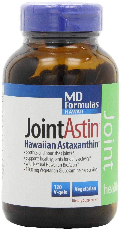 Nutrex Hawaii MD Formulas JointAstin, 120-v-gels Bottle (Pack of 2)