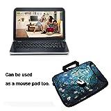 ArcEnCiel Laptop Bag 17 17.3 Inch Briefcase