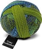 Schoppel-Wolle Crazy Zauberball 2136_ der Lenz ist da! VE: 100g