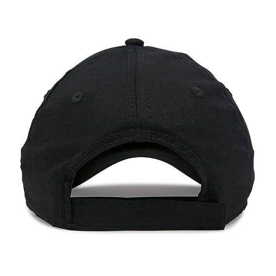 b350f9238 DALIX Womens Cap Adjustable Hat 100% Cotton Black White Gold Lavender Blue  Pink Lime Green Hot Pink