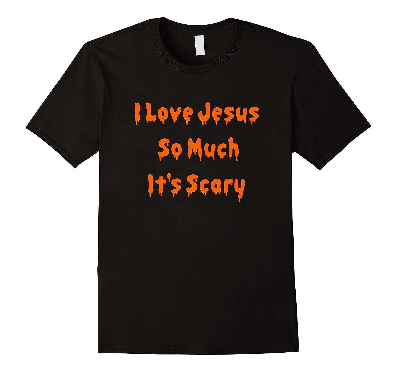 Christian Halloween Religious Gift T-shirt