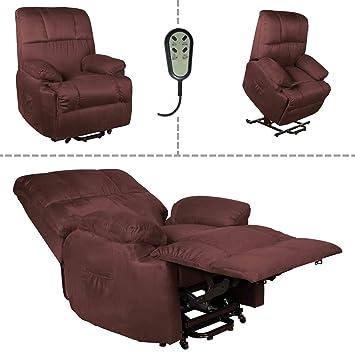 Fernsehsessel Mit Aufstehhilfe Elektrischer Relaxsessel 2 Motoren