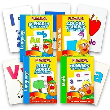 a4327485a Buy Playskool Flash Cards - 4 Sets of Flash Cards (Alphabet