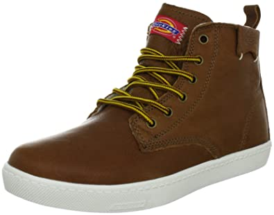 7ff9fd6928f0 Dickies Iron Boots Mens Brown Braun (Cognac) Size  7 (41 EU)  Amazon ...