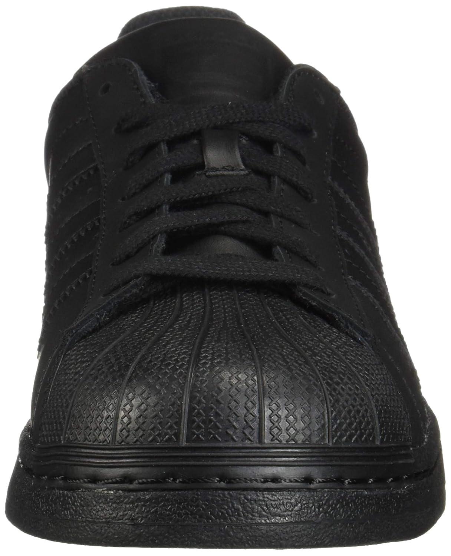 Adidas Superstar J CQ2688 Unisex - Kinder Sneakers/Freizeitschuhe / Low-Top Sneakers Schwarz (Core Black/Core Black/Core Black)