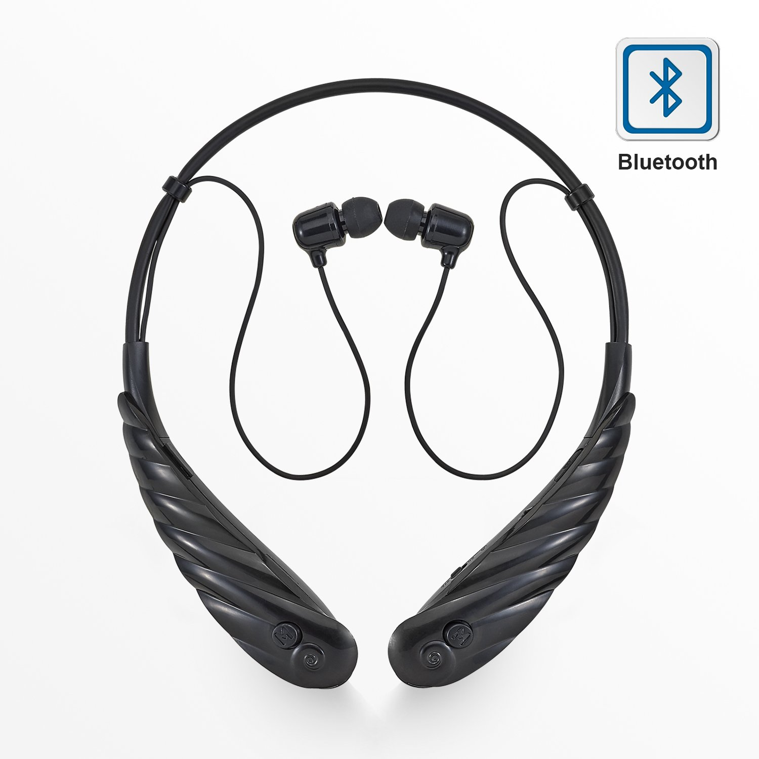 Mimitakara Active Black Fda Registered Rechargeable Living Aids Hearing Amplifiers Accessories Amplifier With Bluetooth Earphone Technology Health Personal Care
