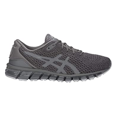 uk availability 93408 ef450 Asics Gel Quantum 360 Knit 2 Carbon Dark Grey: Amazon.co.uk ...