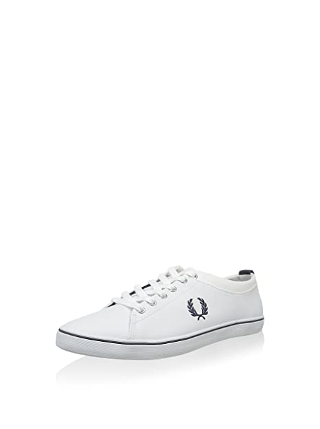 Fred Perry Zapatillas Fp Hallam Blanco EU 40 (UK 6.5)