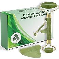 Arclogy Jade Roll, Facial Masaje Piedra Gua Sha