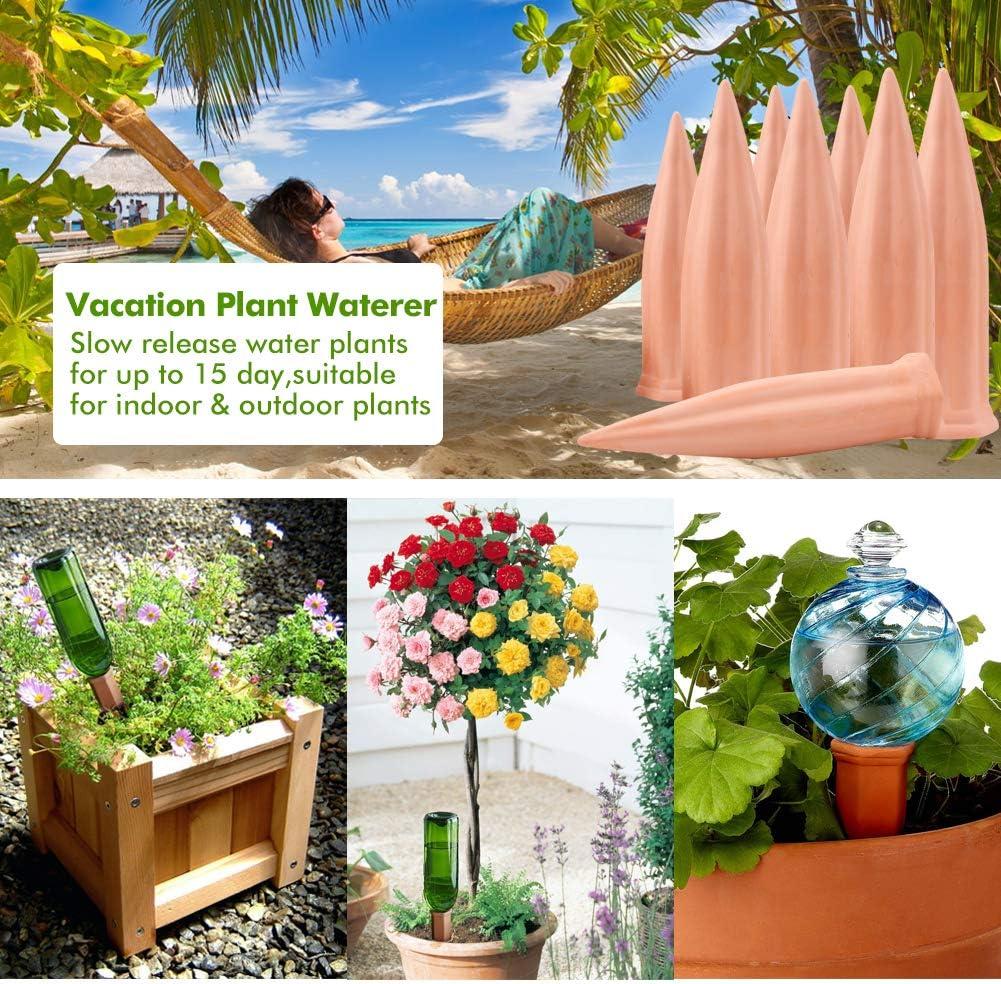 Amazon.com: Punada Planta de agua de autorriego de pinchos ...