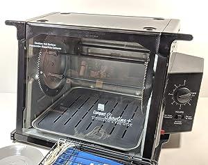 Ronco 2500 Jr. Showtime Rotisserie & BBQ Oven - Black