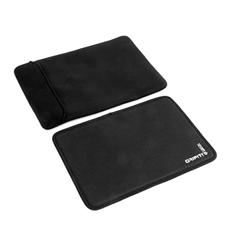 ae5a80047471 Grifiti Chiton 15 Laptop Neoprene Sleeve Travel Deck 15 Laptop Lap Desk  Combination 15 Inch Notebooks