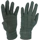 1pair(2pcs) Far Infrared Ray Magnetic Fiber Breathable Arthritis Gloves Blood Circulation Black