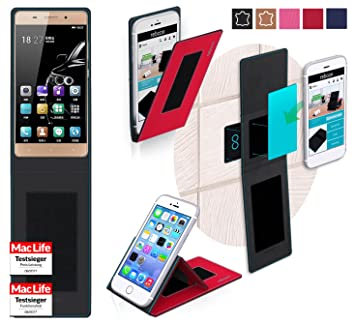 low priced 50801 5b1a7 Gionee Marathon M5 mini Cover Case | in Red |: Amazon.co.uk: Electronics