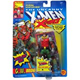 Toy Biz Marvel The Uncanny X-Men G.W. Bridge Action Figure 4.75 Inches