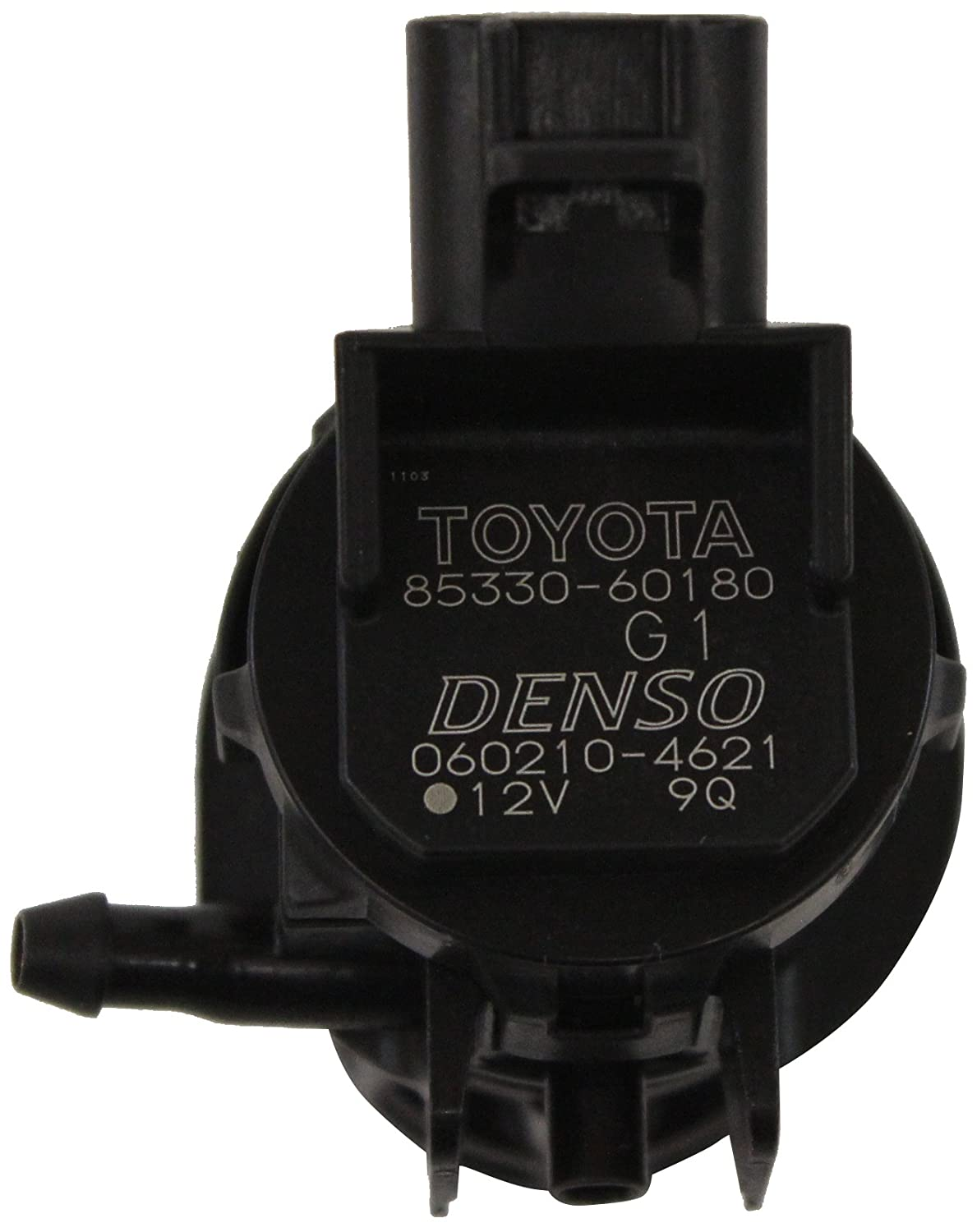 Genuine Toyota 85330-60180 Washer Motor and Pump Assembly