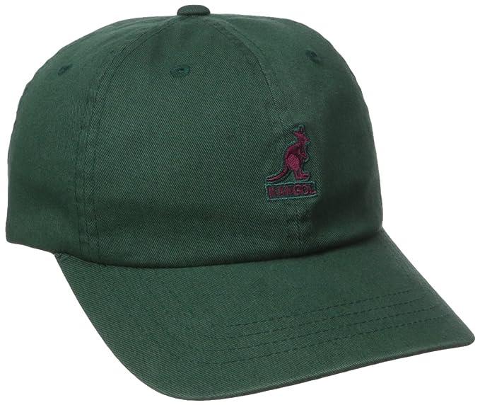 78885a8e364 Kangol Men s Washed Baseball