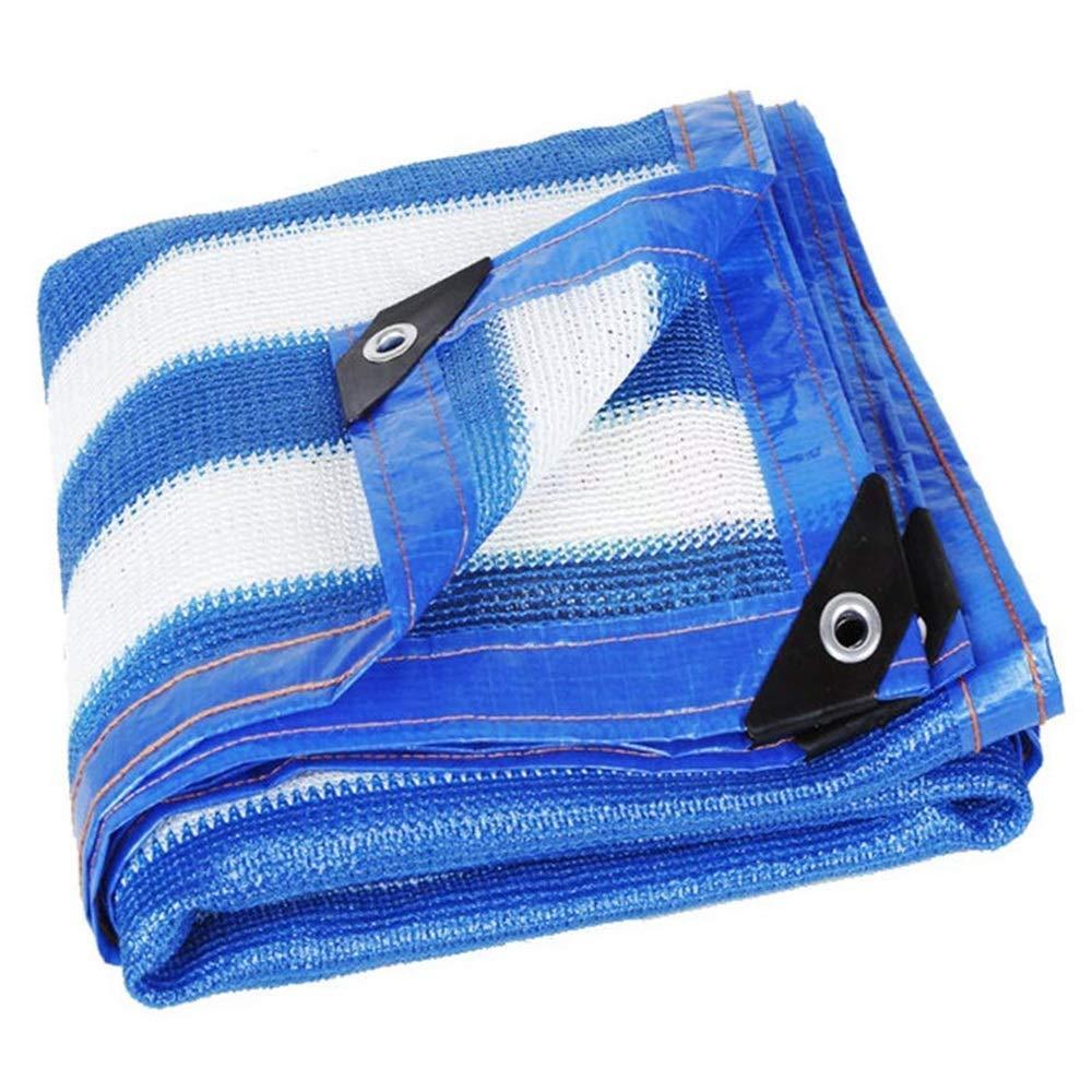 ,2 * 2m Dimensioni: 2X3M Personalizzabile M-X-Y TelonePanno ombreggiante 6 Punti Tessuto Rete Parasole Traspirante con Foro in Metallo per Esterno//Interno