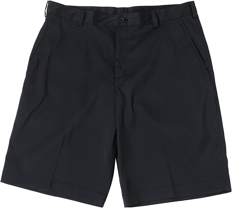 Promozione delle vendite prezzo più basso con grande sconto di vendita Amazon.com : Nike Mens Dri-Fit Flat Front Tech Golf Shorts-Black ...
