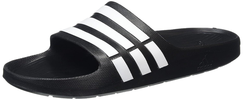 adidas Duramo Slide - Mules (Black/White/Black) natation - - Mixte natation Adulte Noir (Black/White/Black) 5dad408 - reprogrammed.space