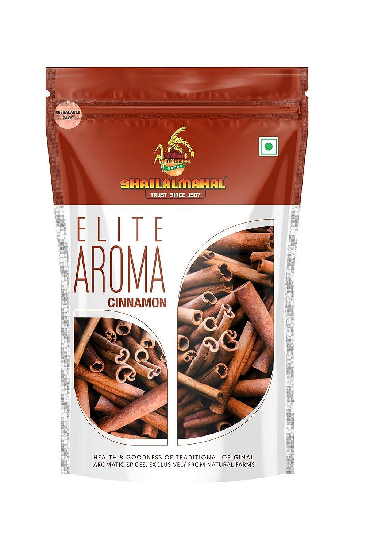 SHRILALMAHAL Elite Aroma, Whole Cinnamon Premium