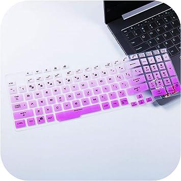 Protector de teclado para portátil ASUS TUF Gaming A15 FX506 ...