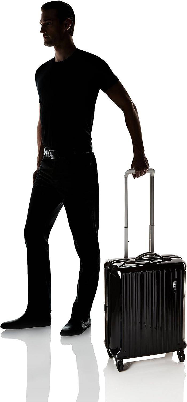 Black Brics Riccione 21 Inch Ultra-Light Carry On Spinner