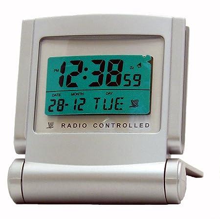 klik radio controlled travel alarm amazon co uk kitchen home rh amazon co uk