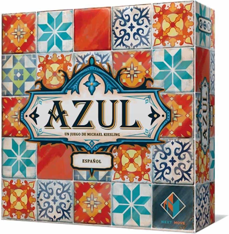 Azul Español (Plan B Games NMG60020ES): Amazon.es: Juguetes y juegos
