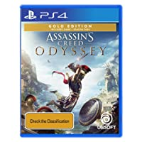Assassin's Creed Odyssey Gold Edition (PlayStation 4)