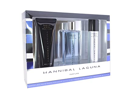 COLONIA ESTU BAROCK & ROLL HANNIBAL LAG HOMBRE 150+230ML ...