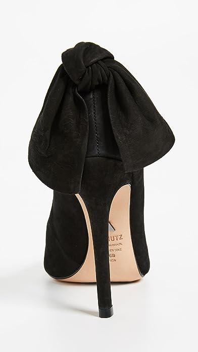 09f297ca5d4 Amazon.com  SCHUTZ Women s Blasiana Bow Point Toe Pumps  Shoes